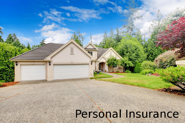 Personal Insurance - Auto / Home / Liability